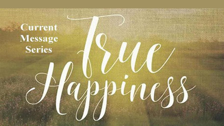 True Happiness - The Beatitudes